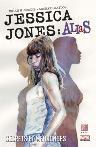 couverture de Jessica Jones Alias tome 1 de Bendis