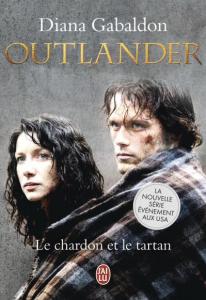 couverture de Le chardon et le tartan de Diana Gabaldon