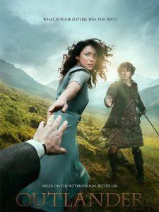 affiche Outlander saison 1