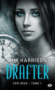couverture de Drafter de Kim Harrison