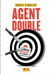 couverture de Agent double de Daniel O'Malley