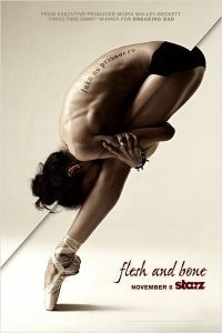affiche de la serie flesh and bone