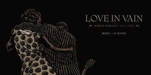 couverture de Love in vain de Mezzo et Dupont