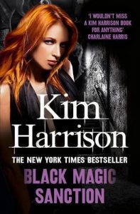 Couvertut de Black Magic Sanction de Kim Harrison