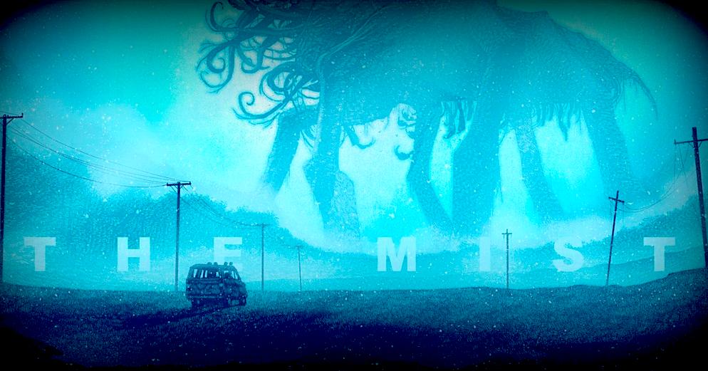 affiche de the mist