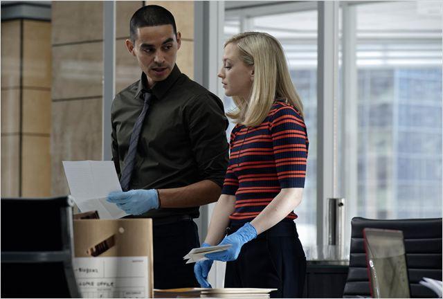 Tess et Cruz dans la série Conviction