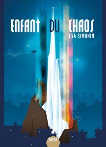 couverture de Enfant du Chaos d'Eva Simonin
