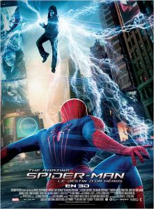 affiche du film the amazing spider man 2