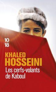 couverture de Les cerfs-volants de kaboul de Khaled Hosseini