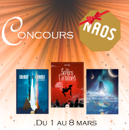 affiche concours naos