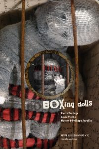 couverture de Boxing dolls de Pierre Bordage