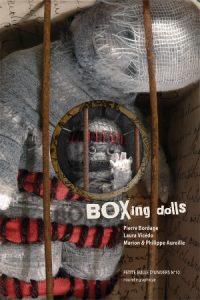 couverture de Boxing dolls de Pierre Bordage