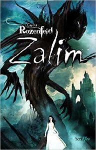 couverture de Zalim de Carina Rozenfeld