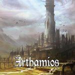 couverture de Arthamios de Luc van Lerberghe