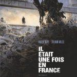 couverture de l integrale de Il était une fois en France de Nury et Vallée