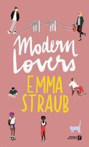couverture de Modern lovers de Emma Straub
