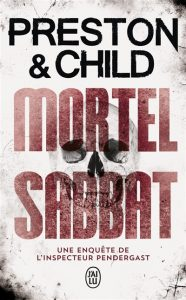 couverture de Mortel sabbat de Preston et Child