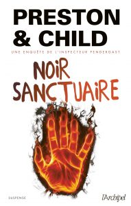 couverture de noir sanctuaire de preston et child