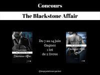 Concours The Blackstone Affair