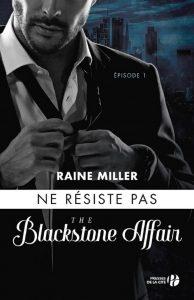 couverture de Ne resiste pas de Raine Miller