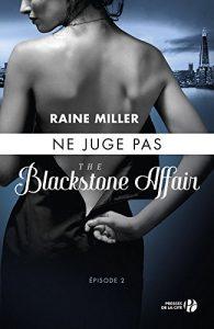 couverture de Ne juge pas de Raine Miller