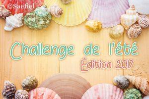 logo challenge de l'été 2017