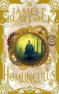 couverture de Homunculus de James P. Blaylock