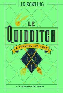 Couverture du Quidditch à travers les âges de J.K. Rowling