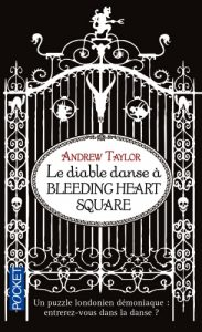 Couverture de Le diable danse à Bleeding Heart Square d'Andrew Taylor