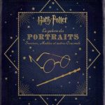 Couverture de Harry Potter La galerie des portraits
