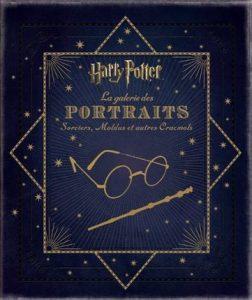 Couverture de Harry Potter La galerie des portraits