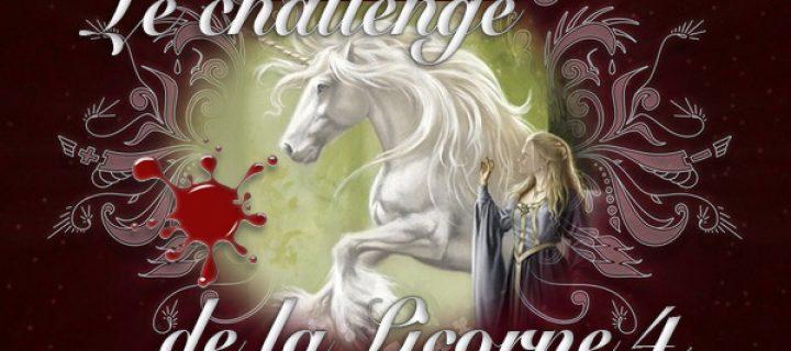 Challenge de la Licorne, 4e édition