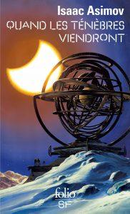 couverture de Quand les ténèbres viendront de Isaac Asimov
