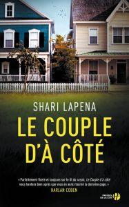 couverture de Le Couple d'à côté de Shari Lapena
