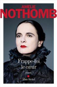 Couverture de Frappe-toi le coeur d'Amélie Nothomb