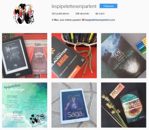 page instagram des pipelettes en parlent