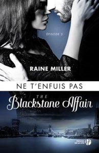 couverture de Ne t'enfuis pas de Raine Miller
