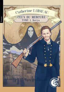 couverture de Ceux du mercure de Catherine Loiseau