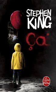 couverture du tome 1 de ca de stephen king