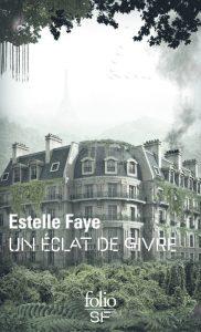 couverture de Un éclat de givre d'Estelle Faye