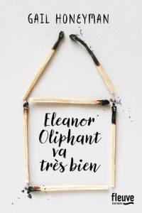 couverture de Eleanor Oliphant va très bien de Gail Honeyman