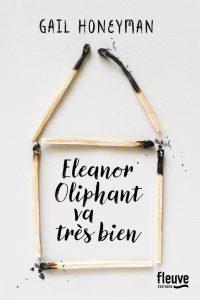 couverture de Eleanor Oliphant va très bien de Gail Honeyman