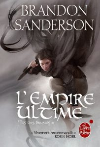 couverture de L empire ultime de Brandon Sanderson