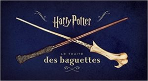 Couverture de Harry Potter : Le traité des baguettes