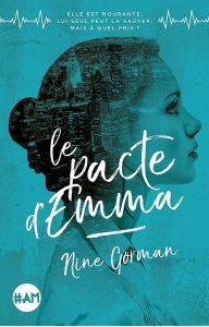 Couverture de Le pacte d'Emma de Nine Gorman