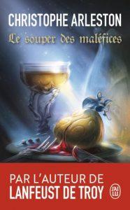 couverture de Le souper des maléfices de Christophe Arleston