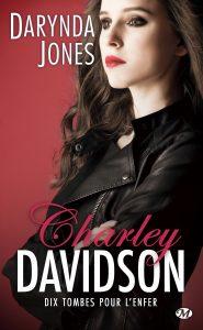 couverture de Dix tobes pour l enfer de Darynda Jones