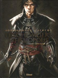 couverture des chevaliers d heliopolis de jodorowski et jeremy