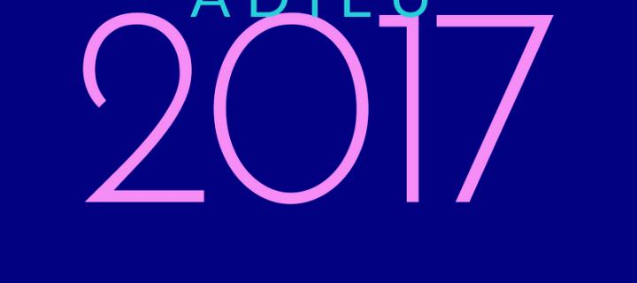 Adieu 2017 | Tag