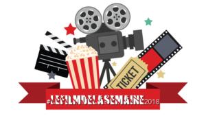 logo du challenge le film de la semaine 2018